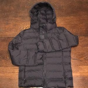 Youth puffer jacket